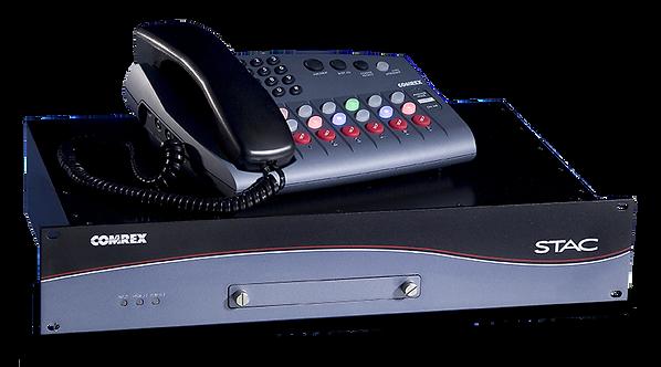 COMREX STAC6 POTS, Sistema telefónico, 6 líneas, Screener, LED, RJ-45 y XLR, PBX