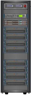 SCREEN FUTURE SFT702V/L-ARK-X-DD 16 KWps VHF/ BIII ATV/DTVRefrigeración Liquida