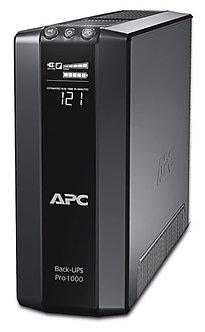 APC BR1000G, UPS Interactivo, 1000VA / 600W, 120V, 354J, 8Tomas, Tipo Torre, USB
