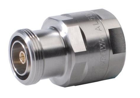 "COMMSCOPE AL5DF-PSA, Conector Coax. 7/16 DIN Hembra, para cable AVA5-50 (7/8"")"