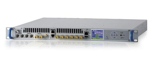 SCREEN ARK-X,Excitador TV Analog/Digital Multistandard,10Wps/5Wrms, VHF/UHF, 1UR