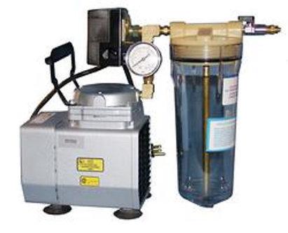 """COMMSCOPE 40525B, Presurizador, 21-55 kPa (3y 8psig), 25 L / min, Conector 3/8"""""""
