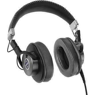 SENAL SMH-1200, Audífonos paramonitoreo, 40 mm, 103 dB, 58 Ohms, 10 Hz-20 kHz