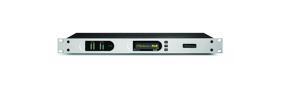 TELOS HX6, Híbrido Telefónico, Sistema de conferencia, 6 Líneas Analógicas