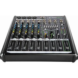 MACKIE ProFX8V2, Consola Mezcladora Audio, 8CH, 4 Mic, 16 Efectos, Ecualiz., USB
