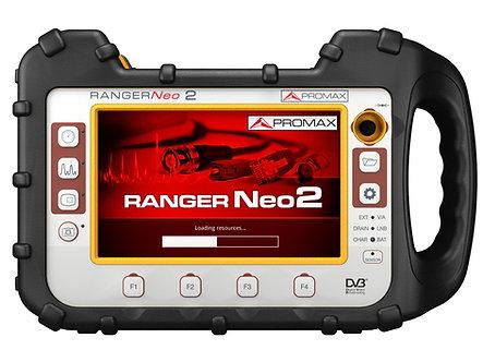 PROMAX HD Ranger Neo 2, Medidor Campo Portátil,IPTV,TS-ASI,ISDB-T/Tb,CATV, Fibra