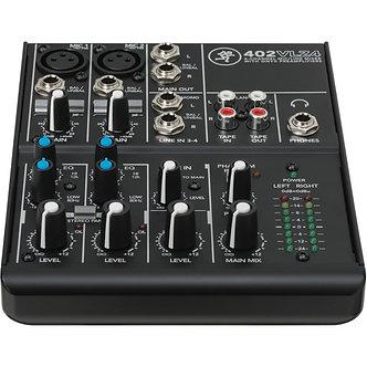 MACKIE 402VLZ4, Consola Mezcladora de Audio, 4 canales,