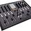 Thumbnail: DM BROADCAST,DM M8,Consola On Air,8 CH,6 MIC/LINE,USB,Bluetooth,2 Hibrido Telef.