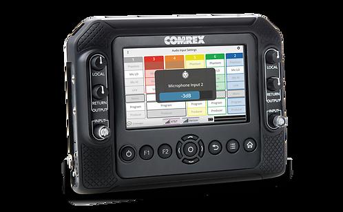 """COMREX Access NX, Codificador Audio IP,Pantalla 5"""",ACC, OPUS, CrossLock,Eth,USB"""