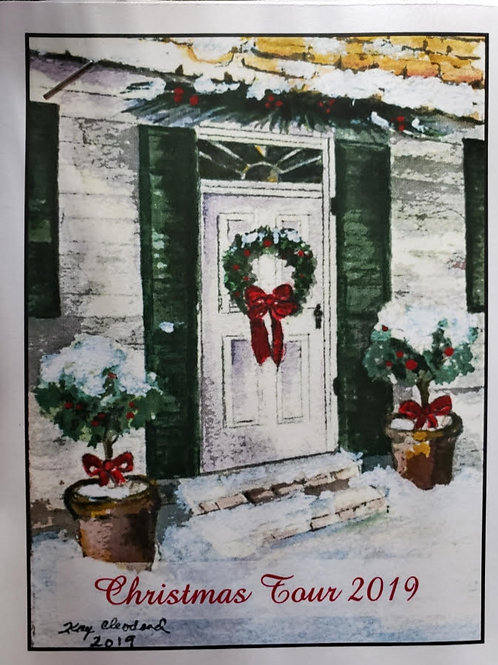1 Ticket Christmas Tour of Homes