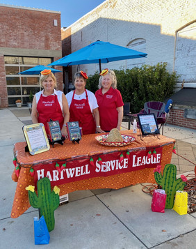 Hartwell Service League Together we CAN COOK