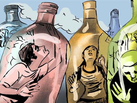 Тяга к жизни вместо тяги алкогольной