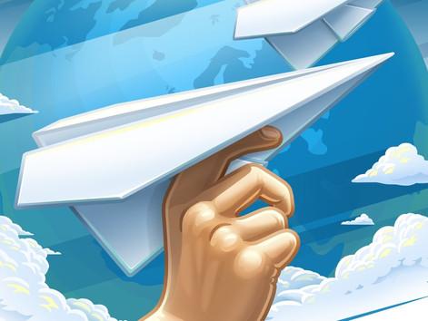Мы в Telegram®