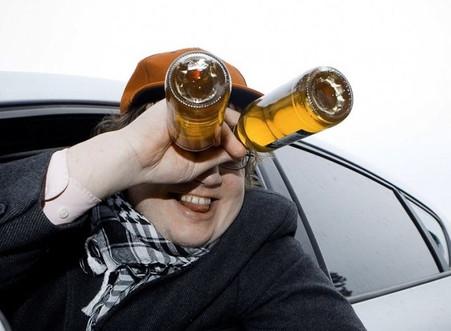Пьяная езда – неужели, кто-то – «за»?!