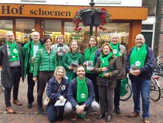 Ontmoet CDA Baarn op de verkiezingsmarkten in Baarn