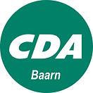 Logo CDA Baarn