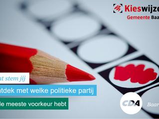 Kieswijzer Baarn is online!