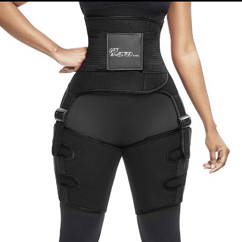 Get Waisted 3 in 1 Waist and Thigh Slimmer