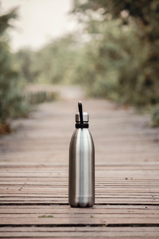Stainless Steel Refillable Bottle