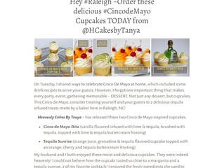 SobeSavvy.com Reviews Cinco de Mayo Cupcakes