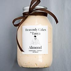 Almond Buttercream Frosting