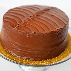Eight Layer Chocolate Cake