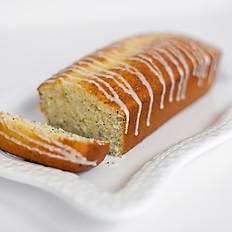 Almond Poppy Seed Loaf