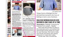 Triangle Business Journal X Tanya Davis