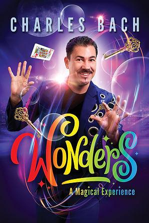 Charles Bach Wonders Magic Show