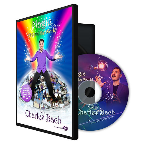 Magic Around the World DVD