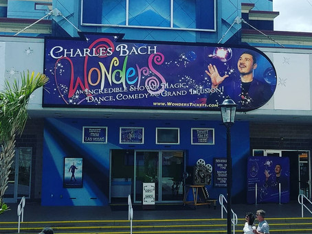 OPENING WONDERS THEATRE IN MYRTLE BEACH, SC