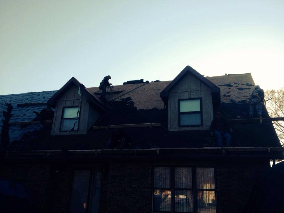 Roofer Springfield, IL