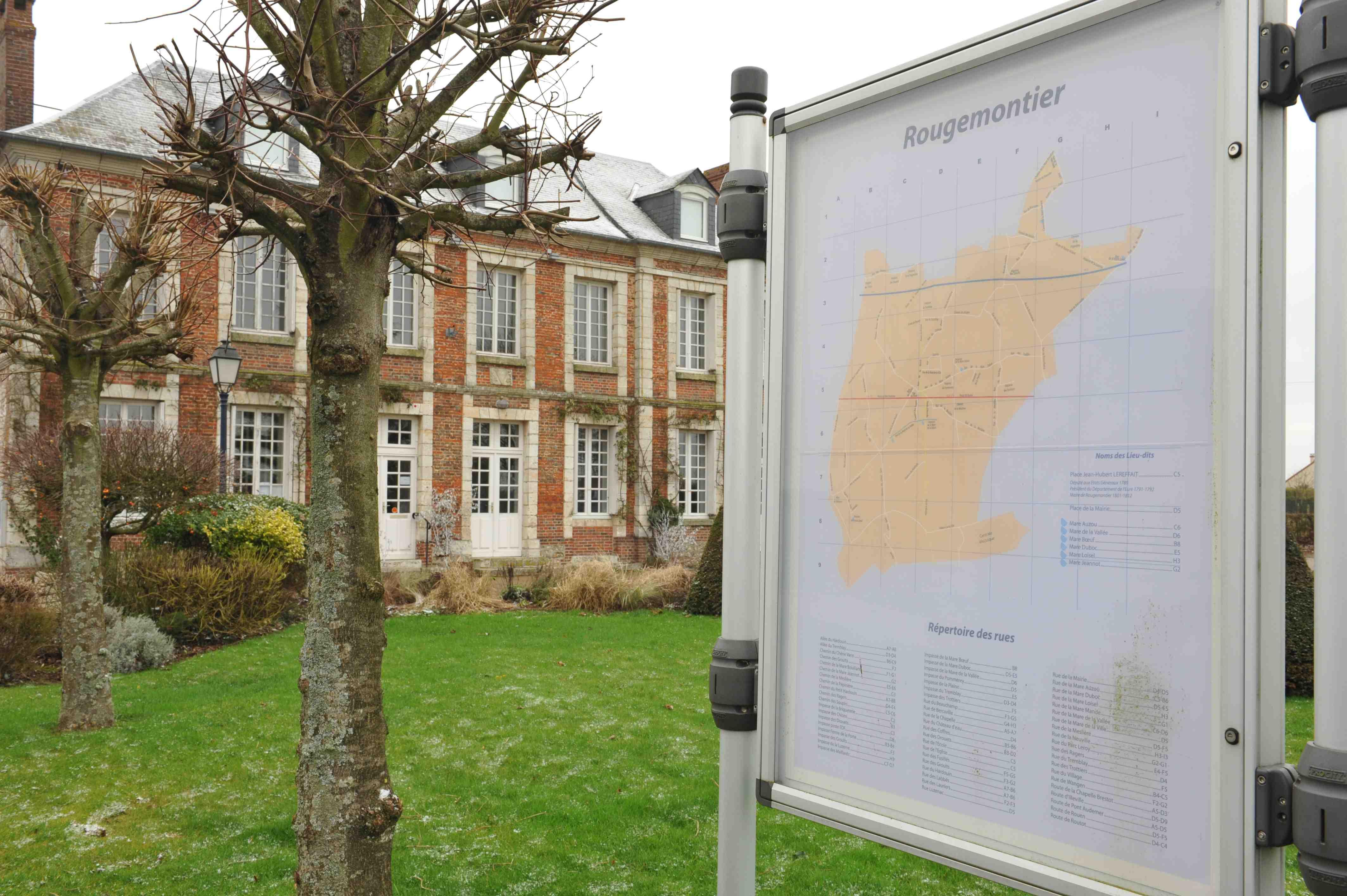 Commune de Rougemontiers