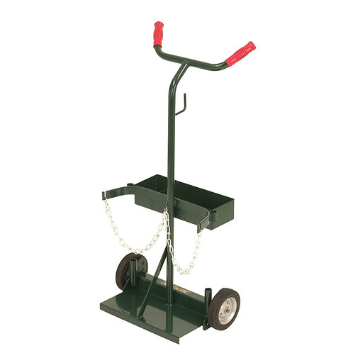 Deluxe Dual Cylinder Cart #142-16