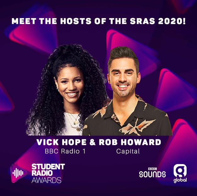 Host Announcement SRAs