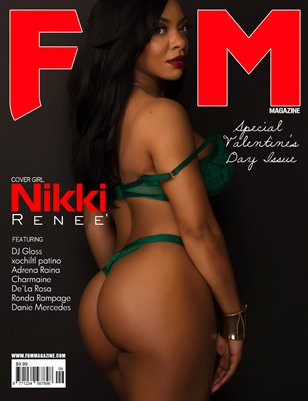 FBM Magazine Valentines Day Issue Vol. 11.1