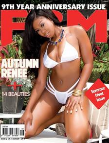 FBM 9th yr Anniversary Issue Autumn Renee Cover
