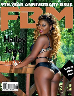 FBM 9th yr Anniversary Issue Hailey Jewel cover