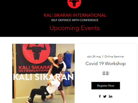 Kali Sikaran Seminars 2020