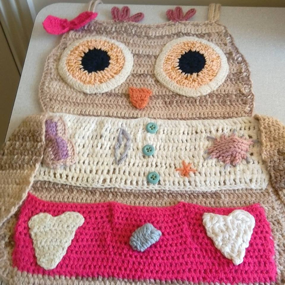 Hand Crafted Owl For Children