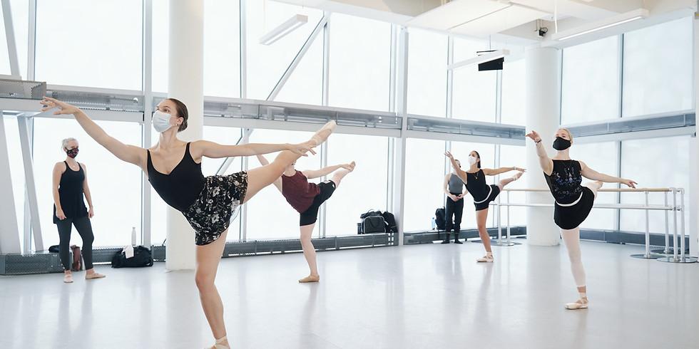 Ballet with Alisia Pobega