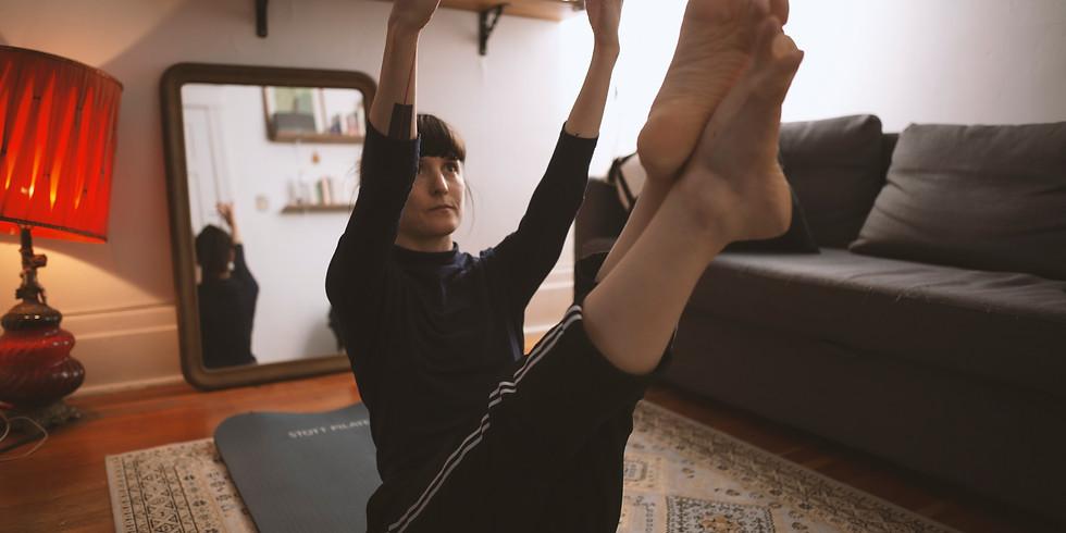 Pilates - Claudine Hebert