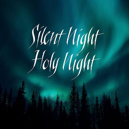 Christmas Card / Silent Night, Holy Night