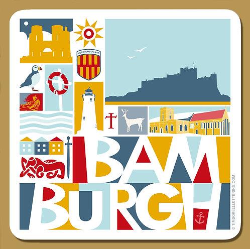 Coaster / Bamburgh