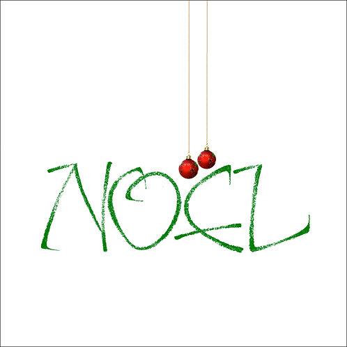 Christmas Card / Noel