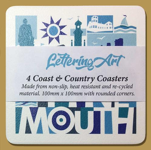Coaster x4 / Tynemouth