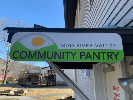 Welcome to our Community Pantry!