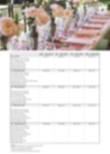 Tarifario - Packs Ambientaciones 2020-01