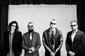 When The Levee Breaks; Inside the Midlands' Music Scene.