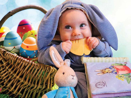 Easter PhinD: Should I Give My Baby Sweets?